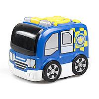 Программируемая полицейская машина