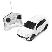Радиоуправляемая машина RASTAR 1:24 Porsche Cayenne Turbo 46100W, Белый