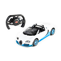 Радиоуправляемая машина RASTAR 1:14 Bugatti Veyron 16.4 Grand Sport Vitesse 70400WB, Бело-Синий