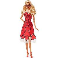 Mattel Barbie Коллекционная кукла в красном платье