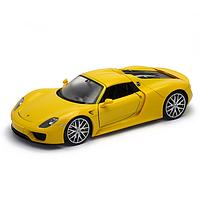 Welly Модель машины 1:24 Porsche 918 Spyder
