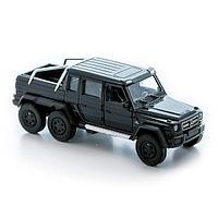 Welly Модель машины 1:34-39 Mercedes-Benz G63 AMG 6x6