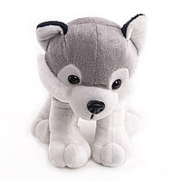 "Мягкая игрушка Button Blue ""Собака Хаски Грей"" 17 см"
