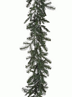Triumph Tree: Гирлянда еловая Colorado/Колорадо зеленая (длина 2,7 м, 210 веток)