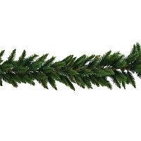 Triumph Tree: Гирлянда еловая Richmond/Ричмонд зеленая (длина 2,7 м, 210 веток)