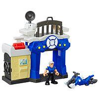 """Hasbro Transformers Игровой набор Спасатели """"Полицейский участок"""""""