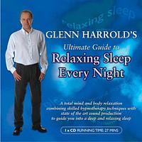 GLENN HARROLD GUIDE TO RELAXING BBC Audio CD