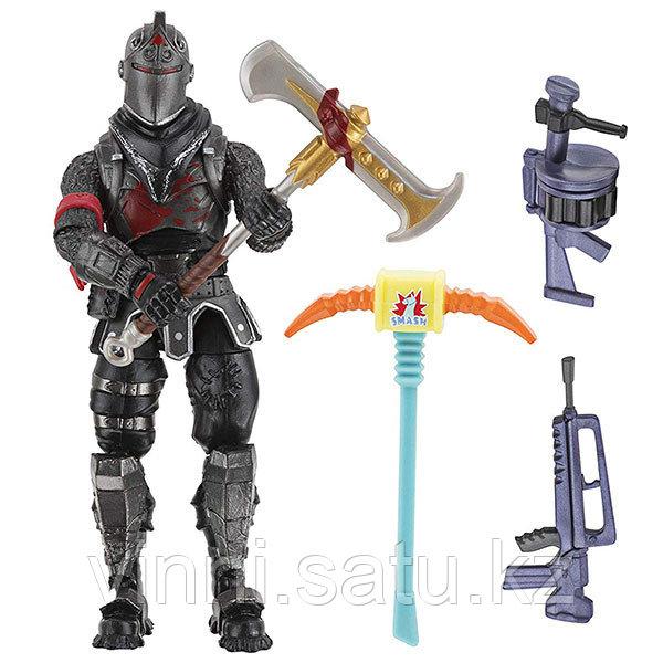 Fortnite Игровой набор - фигурка Black Knight с аксессуарами - фото 1