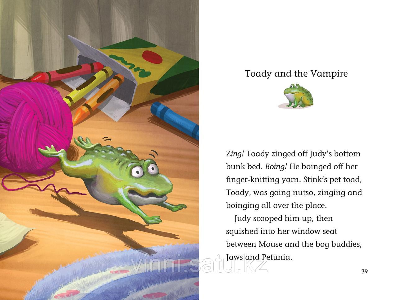 JUDY MOODY AND FRIENDS: TRIPLE PET TROUBLE - фото 1