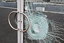 Укрепление стекол защитной пленкой с достижением класса защиты А2, фото 5