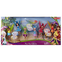 Disney Fairies Набор из 6 кукол Дисней Фея 11 см