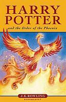 HARRY POTTER & ORDER OF PHOENIX HB
