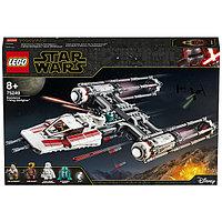 LEGO Star Wars Звёздный истребитель Повстанцев типа Y