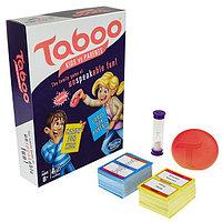 """Hasbro Other Games Игра настольная """"Табу- Дети против родителей"""""""