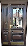 Дверь входная стальная на заказ Мультлок