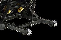 Электрическая беговая дорожка Т900S, с массажером, диском, гантелями, фото 5