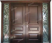 Дверь стальная нестандартного размера