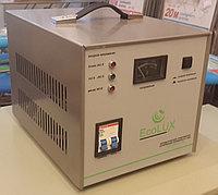 Стабилизатор напряжения элекромеханический однофазный ECOLUX 3000VA