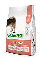 Сухой корм для собак всех пород Nature's Protection Adult Poultry (мясо птицы)