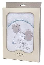 Полотенце детское т.м. Perina ПД-01.95 95х95см Мышка