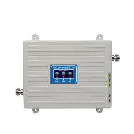 Трёхдиапазонный усилитель сигнала 2G/3G/4G (репитер), фото 2