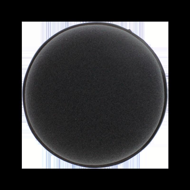 Wax Pad – Аппликатор черный поролоновый круглый