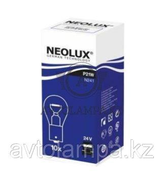 Лампа N241 P21W 24V (21W стандарт картонная коробка) (в упаковке 10шт, цена за 1шт) - фото 1