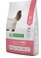 Сухой корм для длинношерстных кошек Nature's Protection Long Hair