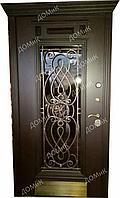 Двери железные входные на заказ в Алматы