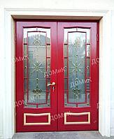 Дверь входная стальная на заказ