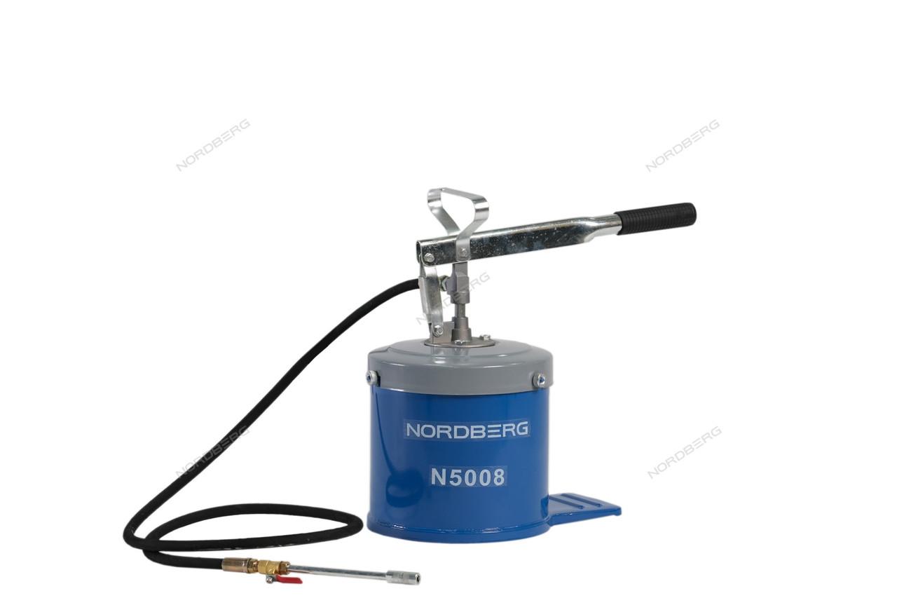 NORDBERG Установка для раздачи густой смазки 8 кг N5008