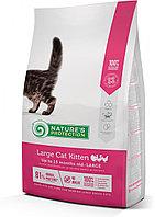 Сухой корм для котят крупных пород Nature's Protection Large Cat Kitten