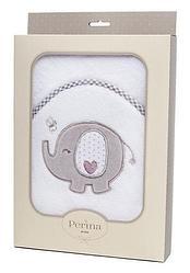 Полотенце детское т.м. Perina ПД-03.95 95х95 см Слоник