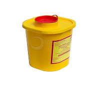 Ведро для утилизации острого инструментария 1 л