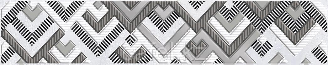 Кафель | Плитка настенная 20х30 Наварра | Navarra розовый бордюр G