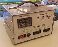 Стабилизатор напряжения элекромеханический однофазный ECOLUX 500VA, фото 1