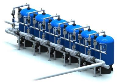 Монтаж систем химической водоподготовки