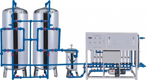 Обслуживание систем химической водоподготовки