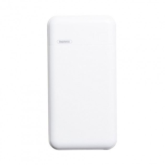 Power Bank Remax RPP-151 10000mAh QC3.0 + PD с быстрой зарядкой (белый)