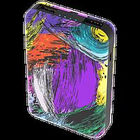 Зарядное устройство Power bank Ritmix RPB-10007 Paint