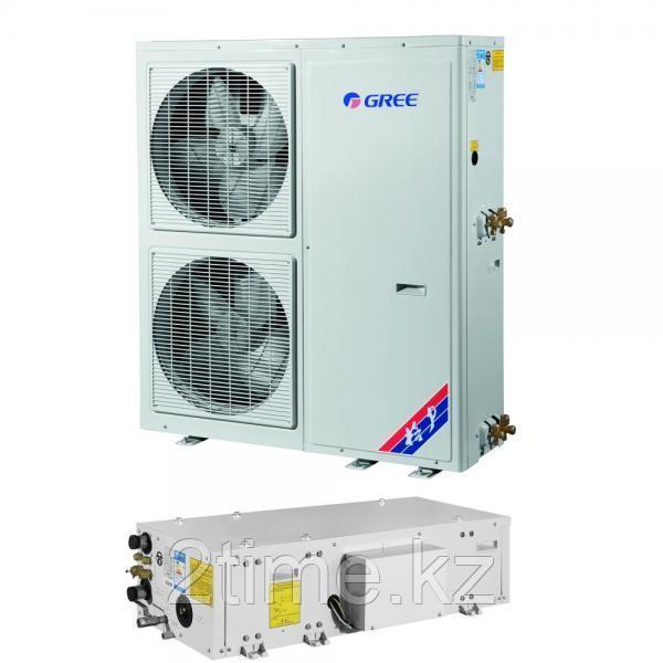 Чиллер с воздушным охлаждением HLR14Pd/Na-M Inverter R410A (11 кВт/14 кВт)
