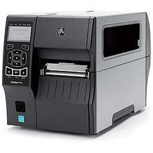 Zebra ZT41042-T4E0000Z Принтер термотрансферный, ZT410, 203 DPI, Bluetooth, Ethernet, намотчик, отделитель