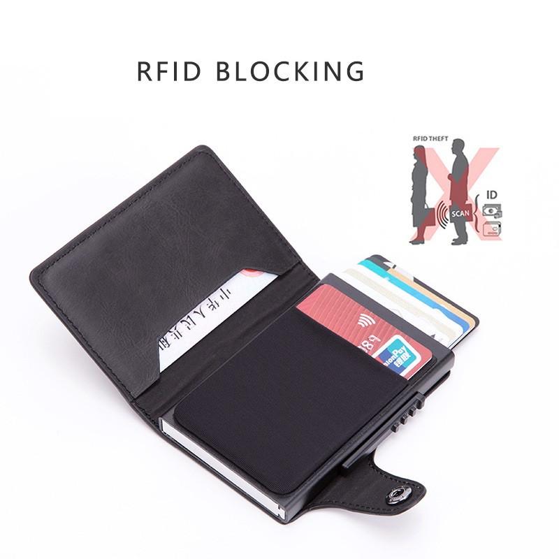 Бокс для кредитных карт - кардхолдер. RFID Protected. Картхолдер.