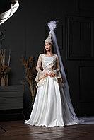 Платье на Узату с жилетом
