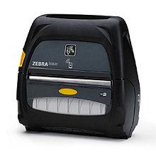 "Zebra ZQ52-AUE000E-00 Термопринтер этикеток мобильный ZQ520, 4"", USB, Bluetooth"