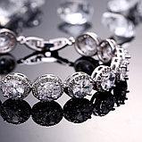 """Браслет с кристаллами """"Графиня"""", фото 5"""