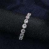 """Браслет с кристаллами """"Графиня"""", фото 7"""