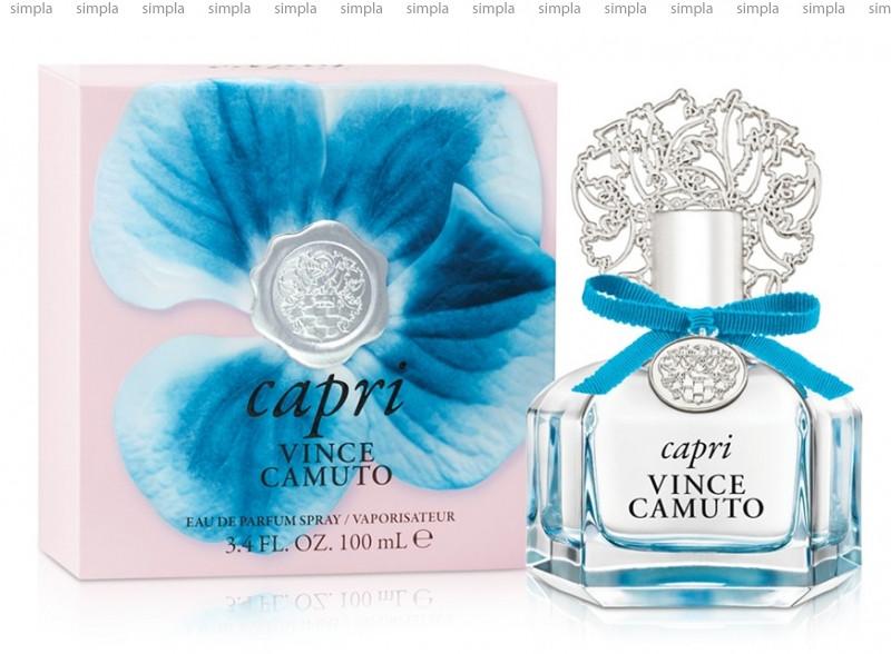 Vince Camuto Capri парфюмированная вода объем 2,6 мл (ОРИГИНАЛ)