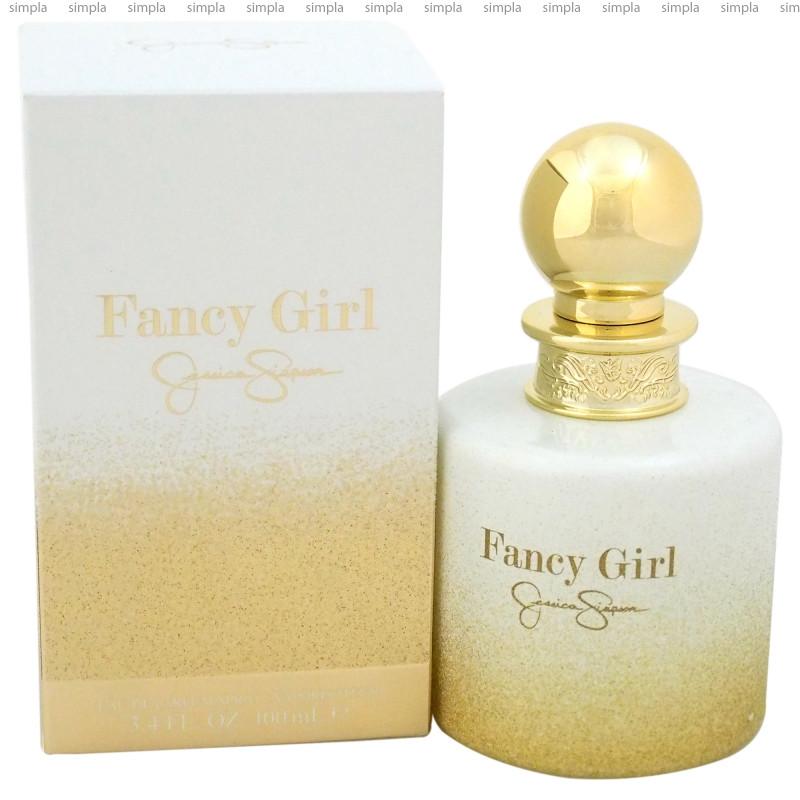 Jessica Simpson Fancy Girl парфюмированная вода объем 100 мл (ОРИГИНАЛ)