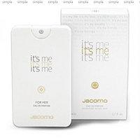 Jacomo It's Me for Her парфюмированная вода объем 50 мл (ОРИГИНАЛ)